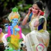 Kerala Bride Blouse design