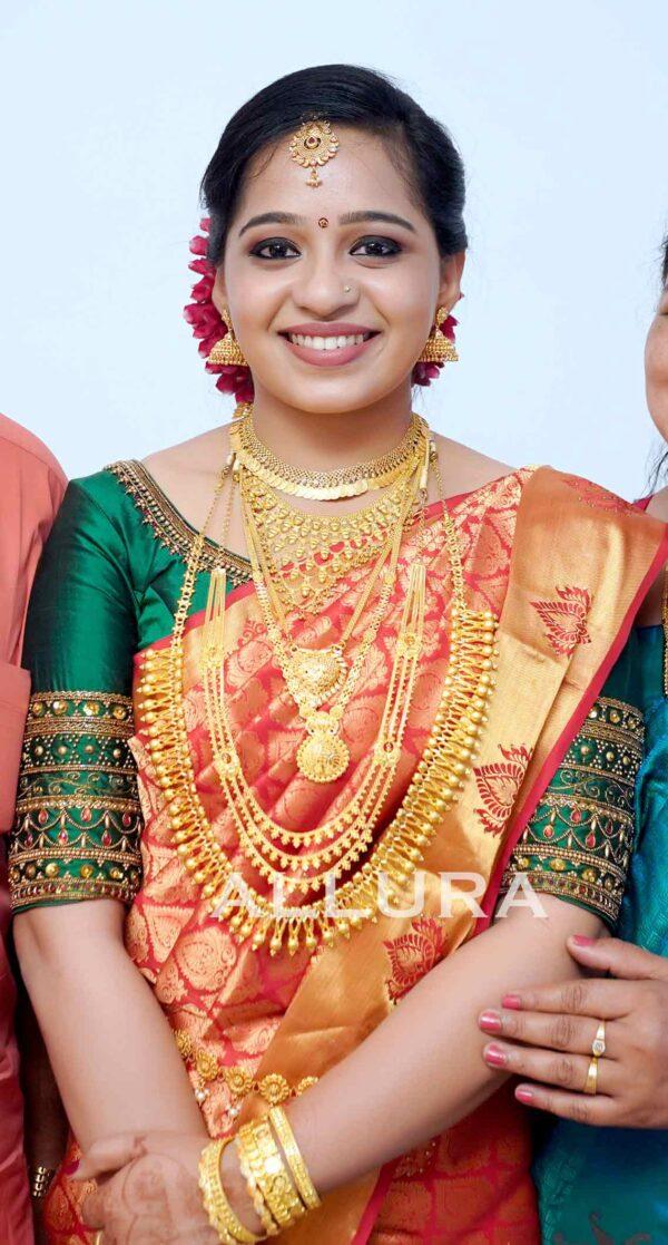 Kerala Wedding Blouse Design