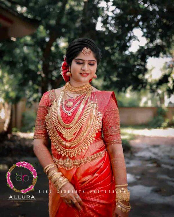 Wedding Bridal Blouse Design